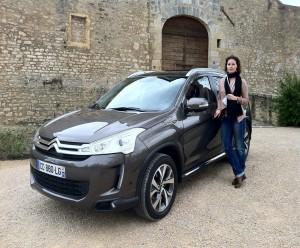 Citroën, C4 Aircross, 4x4, nouveauté, essais, C4, SUV, voiture de femme,
