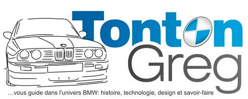 Tonton Greg, BMW, technologie, design, auto