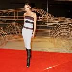 Equipe de design, Victoria beckham, salon de Pékin 2012, première mondiale, Range rover evoque