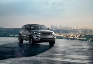 Range Rover Evoque, Victoria Beckham, Land Rover, mode, design