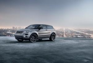 Range Rover Evoque, Victoria Beckham, lancement, Pékin 2012, Land Rover