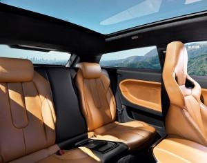 Range Rover Evoque, Victoria Beckham, design, cuir, Pékin 2012