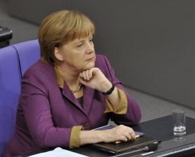 angela Merkel, hollande, sarko, volkswagen, golf