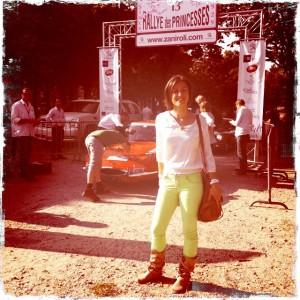 rallye des princesses, rallye, rallye régularité, voiture collection, voiture femme, france