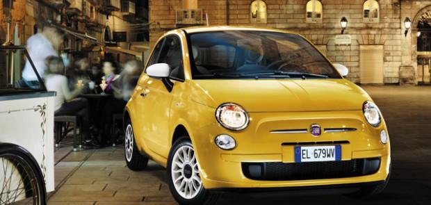 Fiat 500, nouveauté, sexy, coloris, glamour