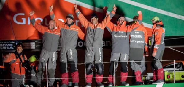 Volvo Ocean Race, Volvo, groupama, victoire, irlande