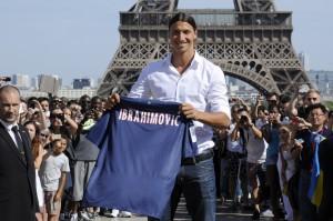 Zlatan Ibrahimovic, Ibrahimovic, foot, football, joueur de foot, audi, Ferrari, PSG, paris, Volvo