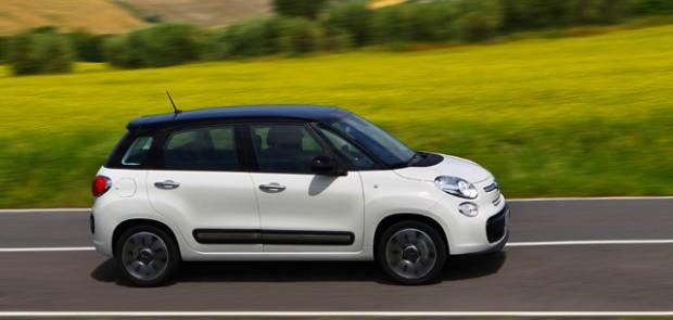 Fiat, 500 L, nouveau, 5 portes, équipement