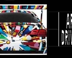 BMW, bmw art car, JO, jeux olympiques, Londres 2012