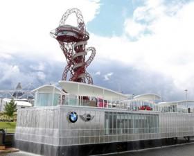 BMW, sponsor, partenaire, JO, 2012, Londres