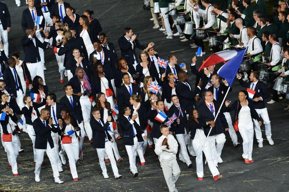 Laura Flessel, porte-drapeau, France, JO, Londres, playlist, deezer