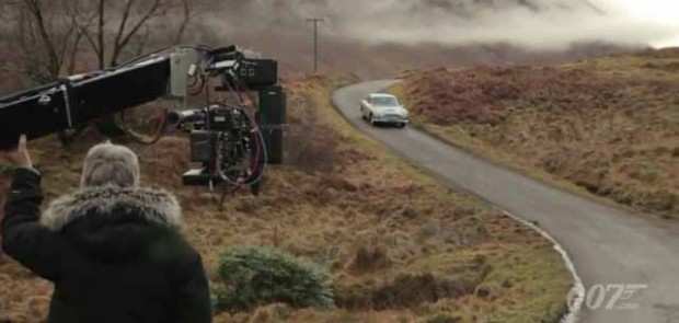 James bond, skyfall, star, people, aston martin DB5, cinéma
