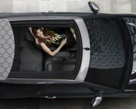 Citroën, DS3, cabrio, vidéo, glamour
