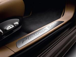 voiture, luxe, femme, porsche panamera, platinum edition, voiture de femme