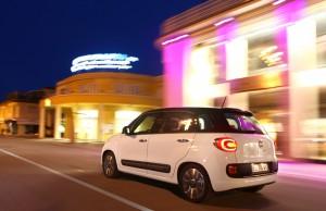 Fiat, 500 L, monospace, toit panoramique, nouveau, tarif, équipement