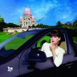 Nissan Lolita Lempicka, Micra, voiture de femme, glamour, sexy
