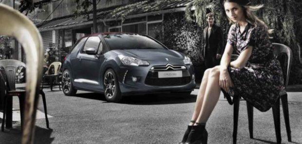 Citroën, DS3, sexy, voiture de femme, glamour, pratique, citadine, pas cher