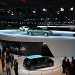 Citroën, stand, mondiale de l'automobile, 2012, visite, glamour