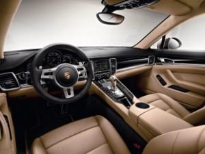 luxe, porsche, panamera v6, platinum edition, cuir, voiture de femme