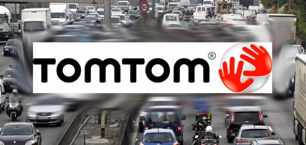 TomTom, GPS, étude, bouchons, embouteillages, analyse