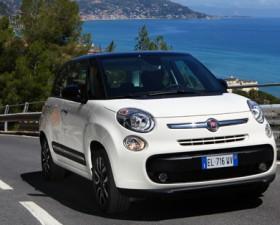 Fiat, 500 L, essai, pub, habitabilité, large, loft, toit panoramique