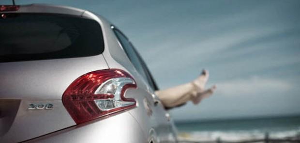 Peugeot 208, album, galerie photo, sexy, glamour