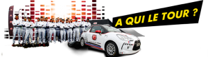 Rallye jeunes, rallye auto, pilote, voiture de femme, femme