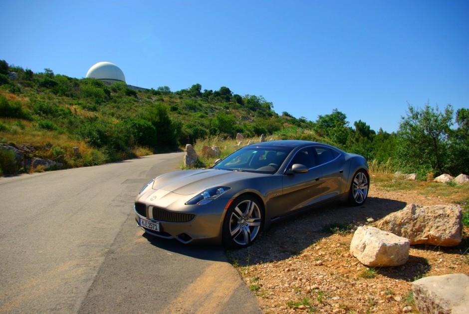la fisker karma et ses formes sensuelles nous font de l 39 oeil on aime. Black Bedroom Furniture Sets. Home Design Ideas