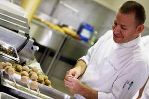 Marc de Passorio, voiture de femme, concours de cuisine, restaurant, rallye, rallye auto