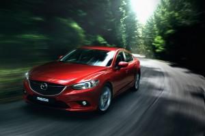 plus belle voiture de l'année, Mazda6, Mazda, Mazda 6, élection, festival automobile international