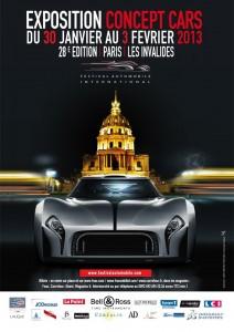 plus belle voiture de l'année, festival automobile international, élection, maza 6, peugeot 208 GTI, mini paceman,