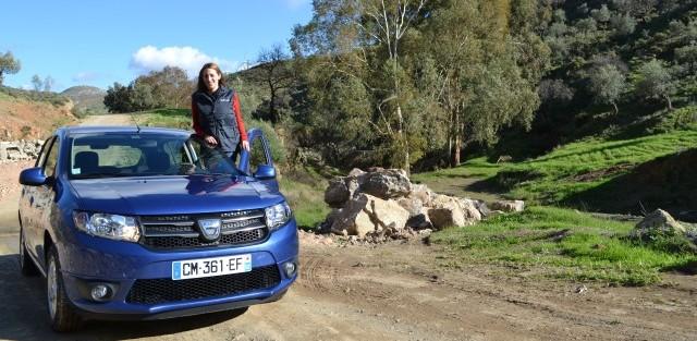 Dacia, Sandero, Sandero stepway, steway, voiture femme, Renault