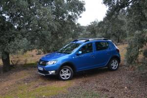 Dacia Sandero, Sandero stepway, steway, voiture femme, Renault