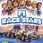 F1 race Stars, jeu vidéo, fête, surprise, voiture femme