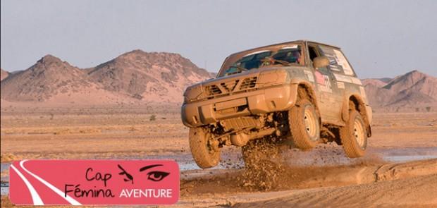 cap femina, rallye, raid, cap femina aventure, dominique serra, compétition, sport