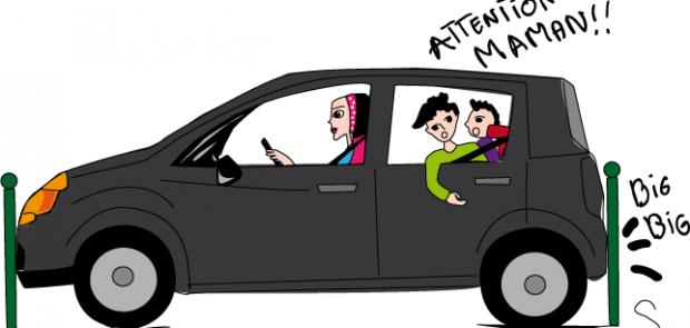 Renault, modus, voiture, femme, mécanique, paris, conduite à paris, voiture femme
