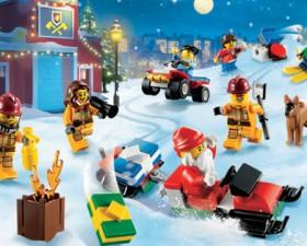 calendrier de l'avent, noël, fête, réveillon, enfants, lego, jour de l'an