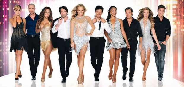 danse avec les stars, saison 3, emmanuel Moire, fauve hautot, tango, amel Bent, Taig Khris