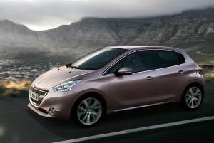 Peugeot 208, Peugeot, 208, GTI, XY, plus belle voiture de l'année, élection, mécanique, design