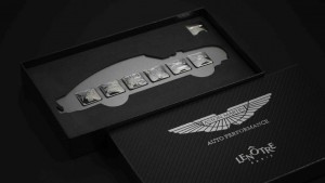 Aston martin, DB5, james bond, lenôtre, galette, galette des rois, patisserie