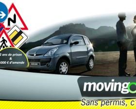 Moving Car, mobivia, mobivia groupe, aixam, ligier, chatenet, voiture sans permis, location