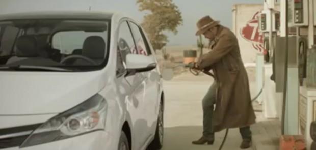 Toyota verso, toyota, verso, pub, vidéo, clip, lancement, papa, père