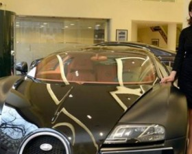 Bugatti, Veyron, Grand Sport, vendeur, anita Krizsan, meilleure vente