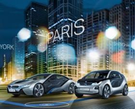 BMW, BMW i Tour, Paris, i8, i3, concept, jardin, palais de tokyo, alain passard, écologie, gastronomie