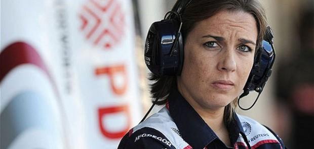 Claire Williams, Frank Williams, williams, écurie, F1, Formule 1, jean-louis moncet, DG, promotion