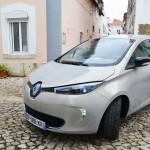 Renault zoe, Renault, zoe, électrique, écologique, essai, portugal, lisbonne, voiture électrique, citadine, compact, berline, berline compact