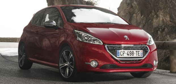 peugeot 208 gti ou la nouvelle petite sportive dynamique. Black Bedroom Furniture Sets. Home Design Ideas