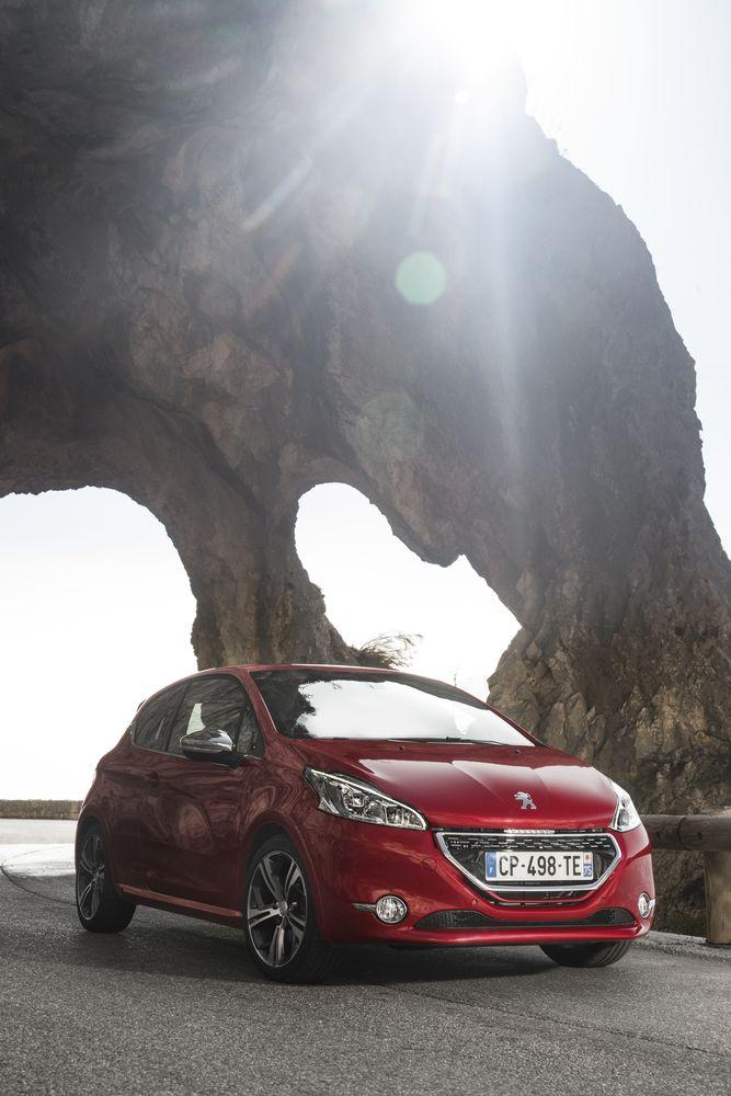 Peugeot 208, 208 GTi, peugeot, 208, sportive, nouveau, citadine, citadine sportive, essai