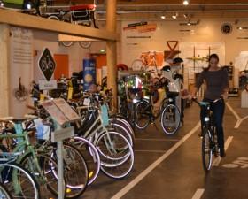 vélo électrique, mobivia, altermove, mobivia groupe, écolo, femme