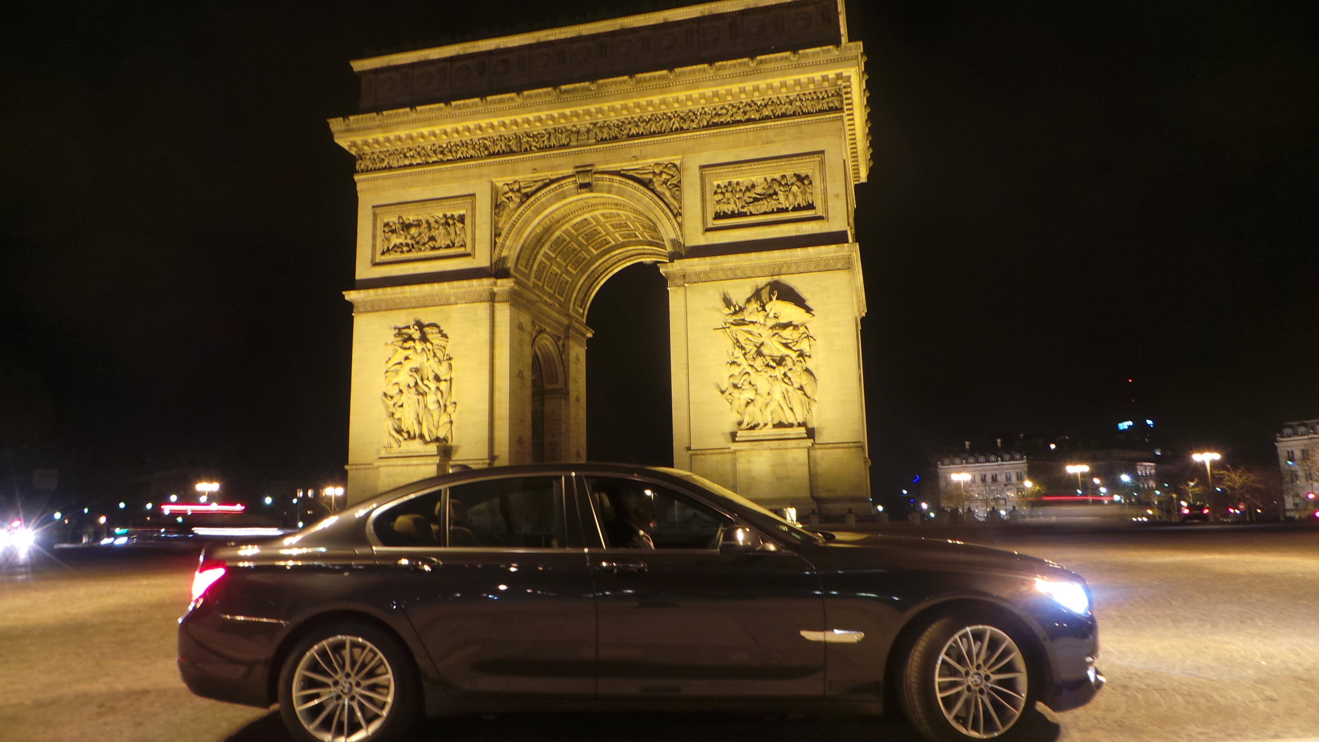 BMW série 7, BMW, série 7, berline, luxe, berline luxueuse, voiture femme, connectedDrive, essai, essai auto